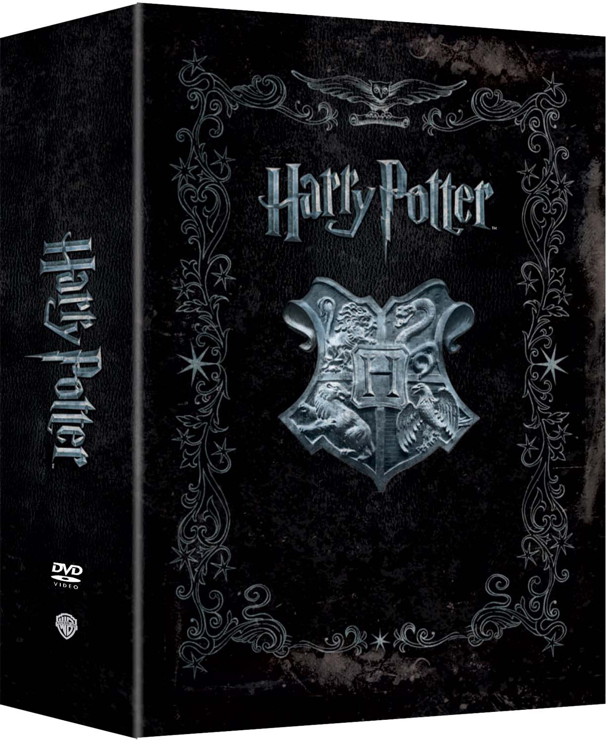 COF.HARRY POTTER COLLECTION (LIMITED EDITION) (14 DVD) (DVD)