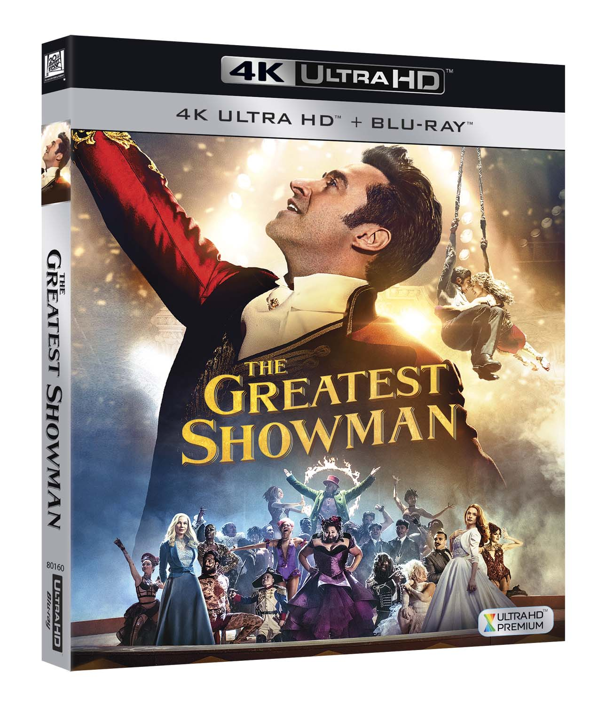 THE GREATEST SHOWMAN (4K ULTRA HD+BLU-RAY)