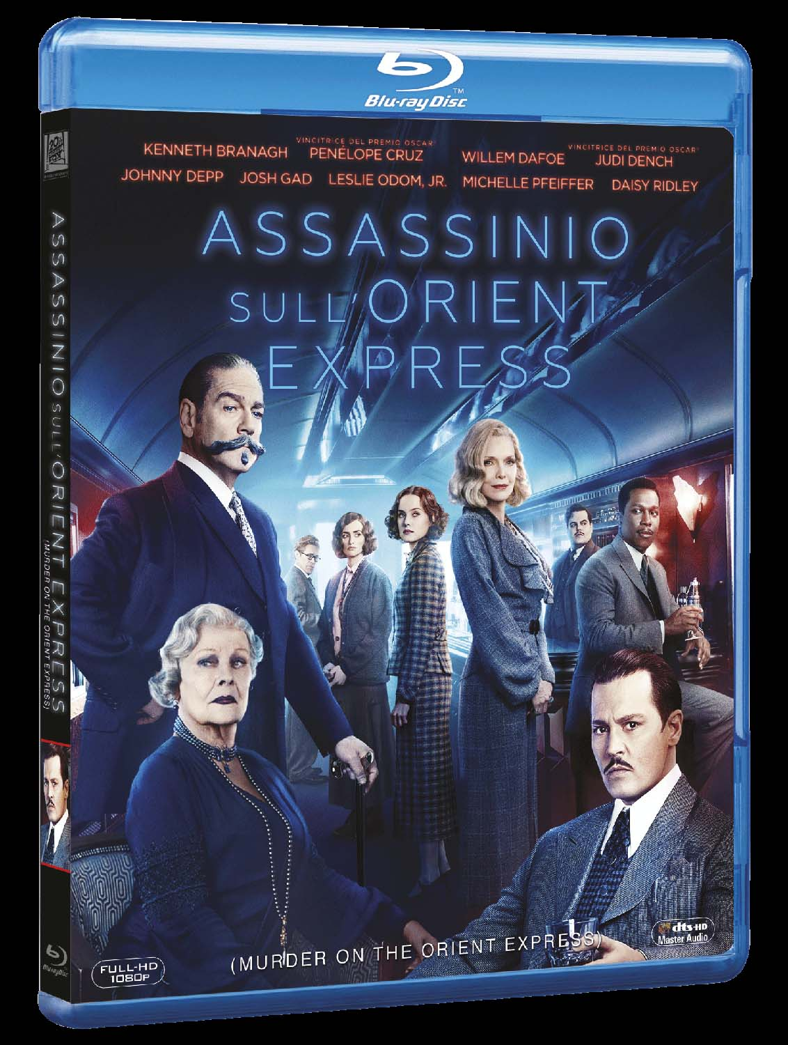 ASSASSINIO SULL'ORIENT EXPRESS - BLU RAY