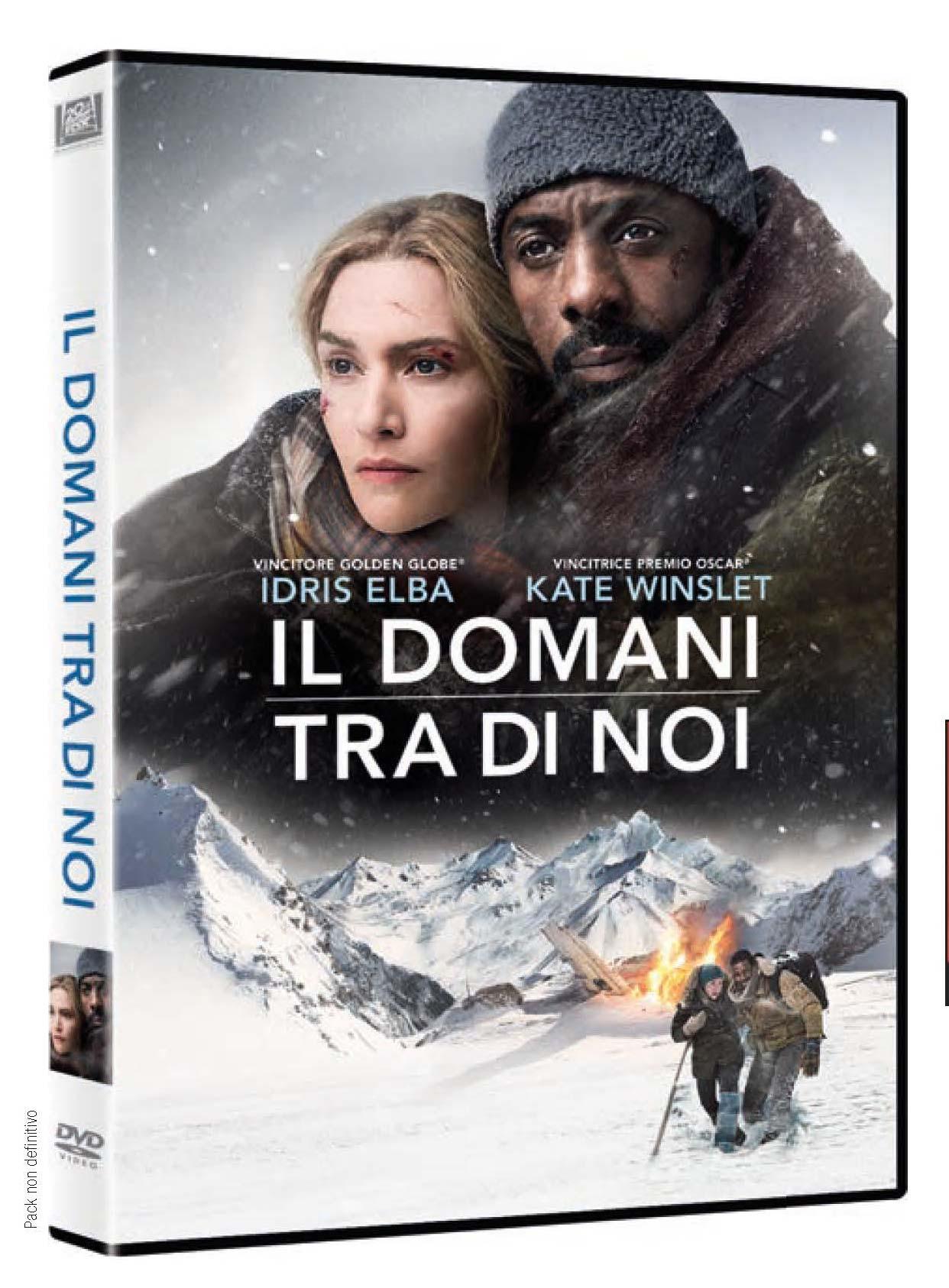 IL DOMANI TRA DI NOI (DVD)