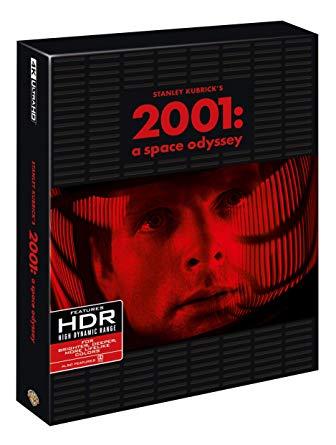 2001: ODISSEA NELLO SPAZIO (BLU-RAY 4K ULTRA HD+BLU-RAY)