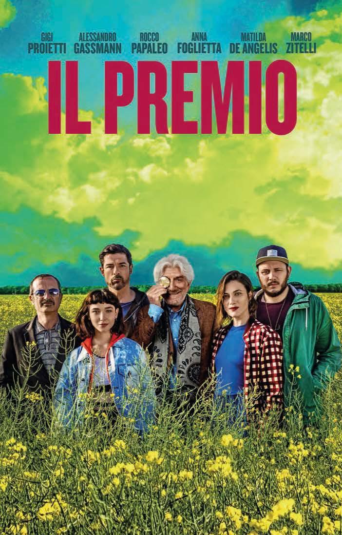 IL PREMIO - BLU RAY