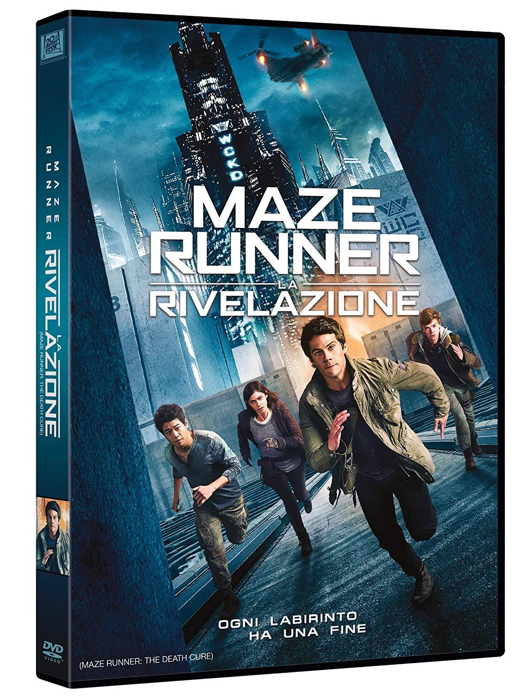 MAZE RUNNER: LA RIVELAZIONE (DVD)