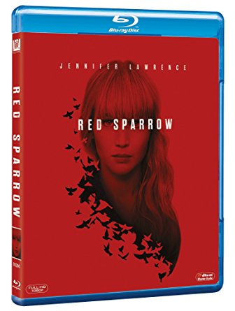 RED SPARROW - BLU RAY