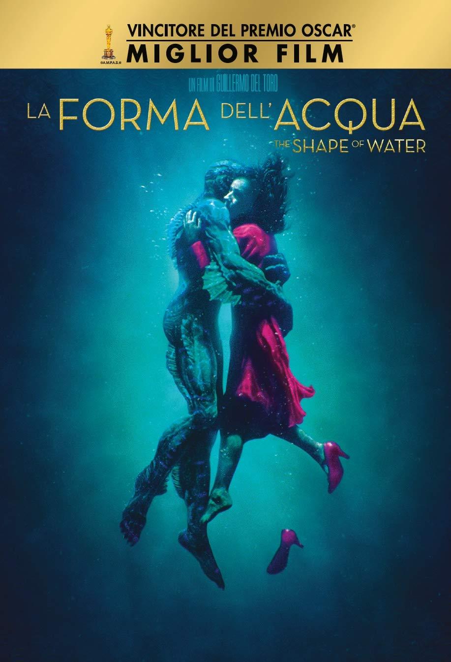LA FORMA DELL'ACQUA (DVD)