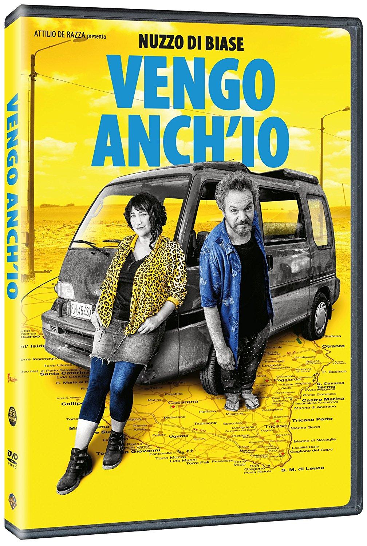 VENGO ANCH'IO (DVD)