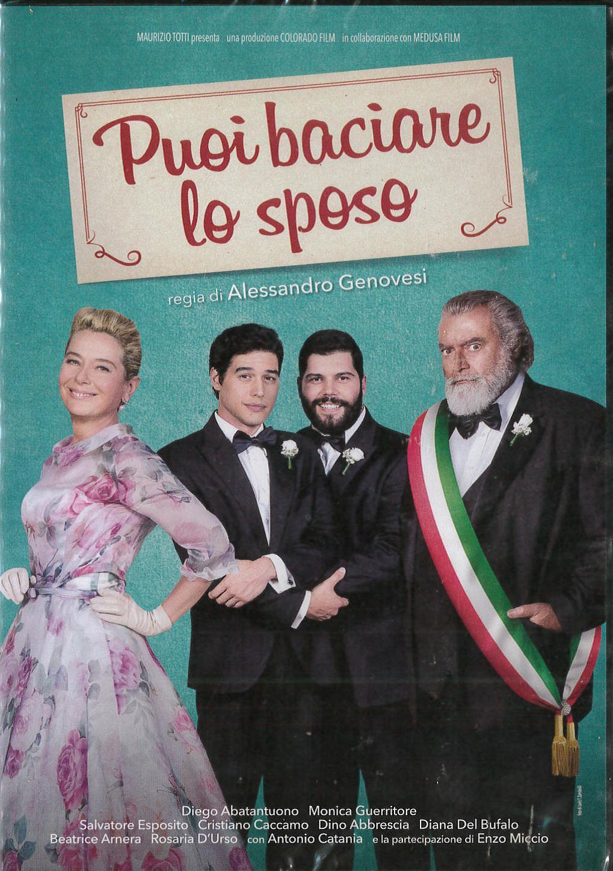 PUOI BACIARE LO SPOSO (DVD)