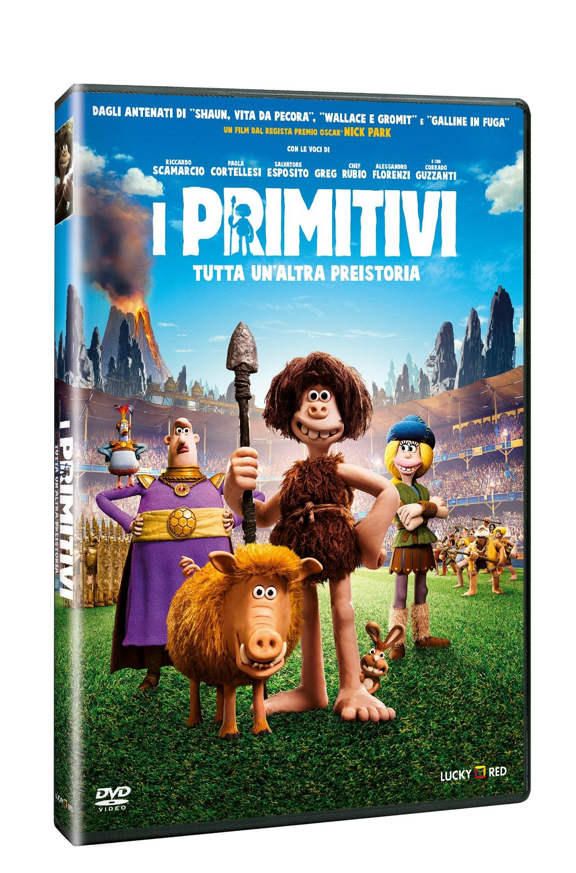 I PRIMITIVI (DVD)