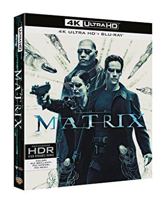 MATRIX (4K ULTRA HD+BLU-RAY)