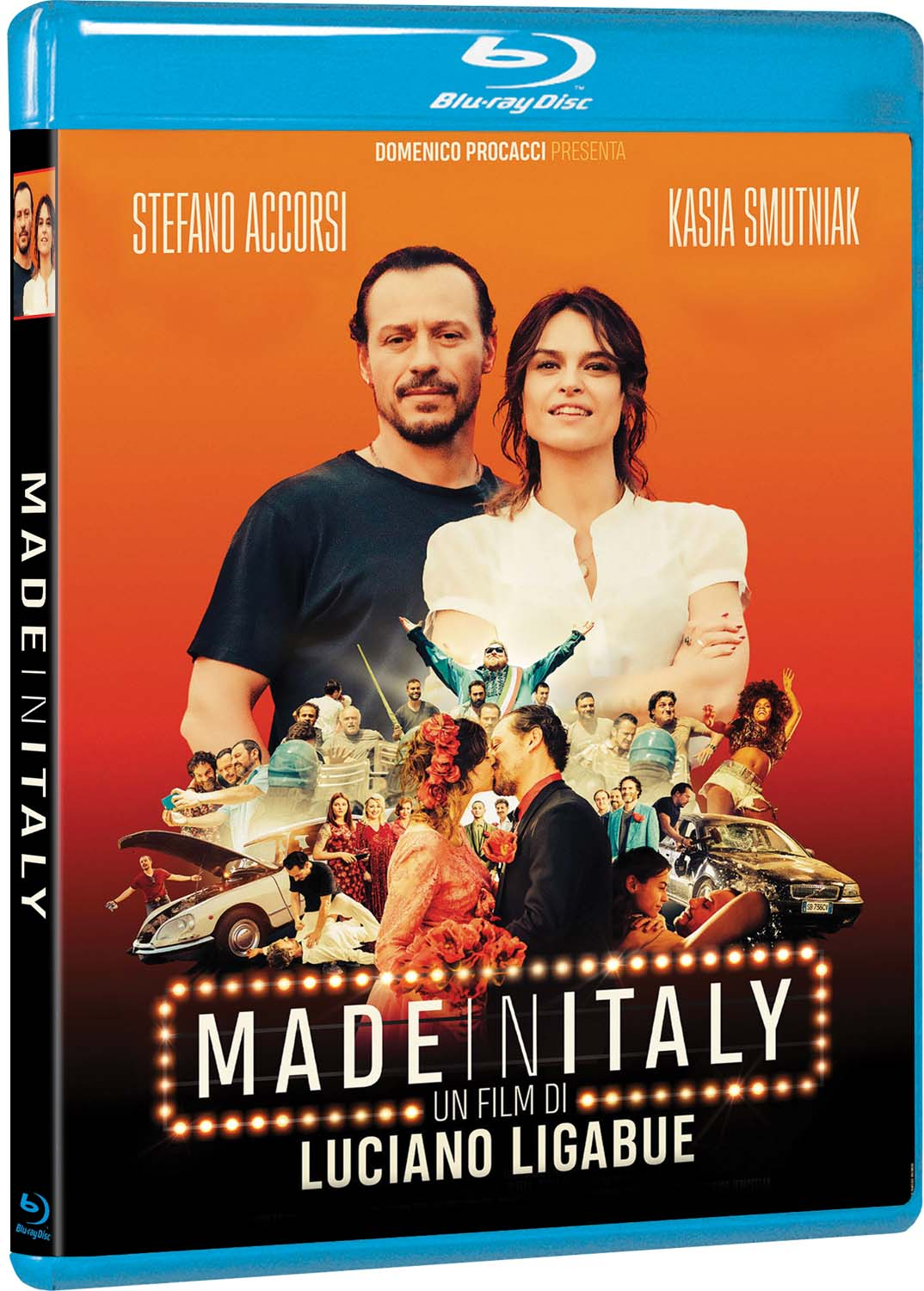 MADE IN ITALY - BLU RAY