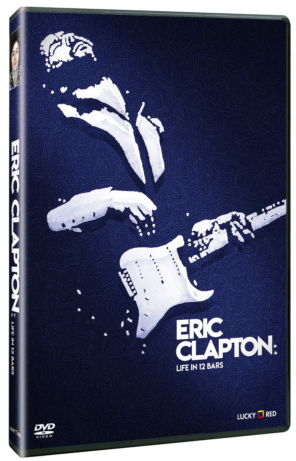 ERIC CLAPTON: LIFE IN 12 BARS - BLU RAY
