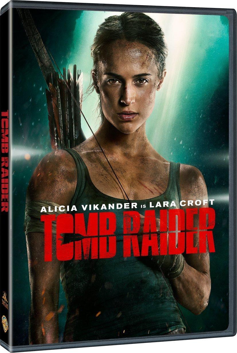 TOMB RAIDER - 2018 (DVD)