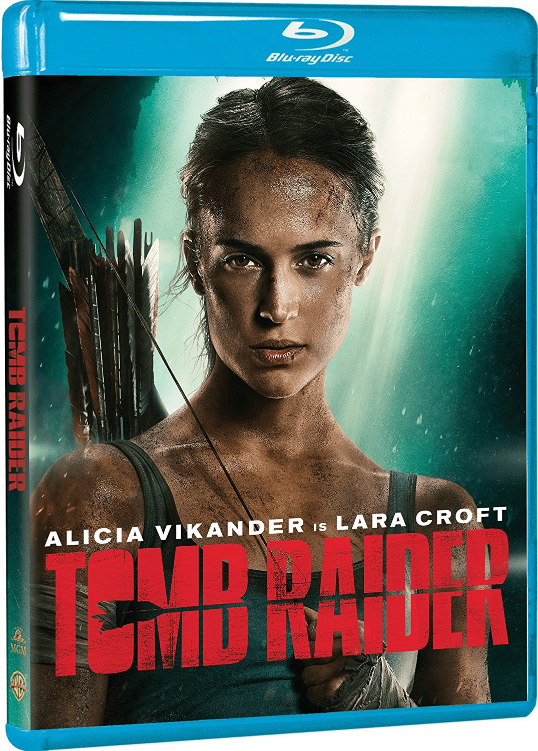 TOMB RAIDER - 2018 - BLU RAY