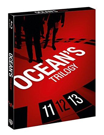 COF.OCEAN'S TRILOGY (3 BLU-RAY)