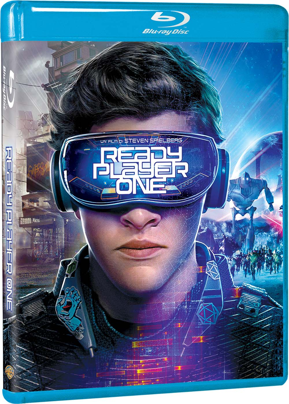READY PLAYER ONE - BLU RAY