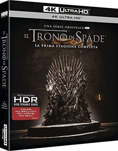 COF.IL TRONO DI SPADE - STAGIONE 01 (4K ULTRA HD) (5 BLU-RAY)