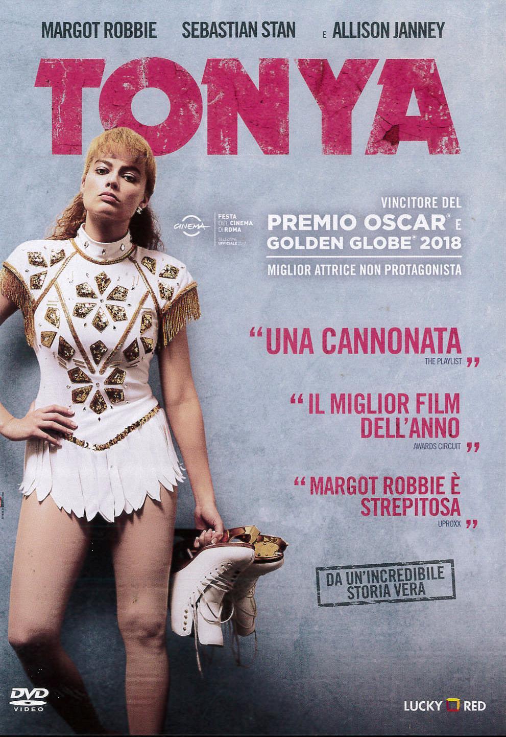 TONYA (DVD)