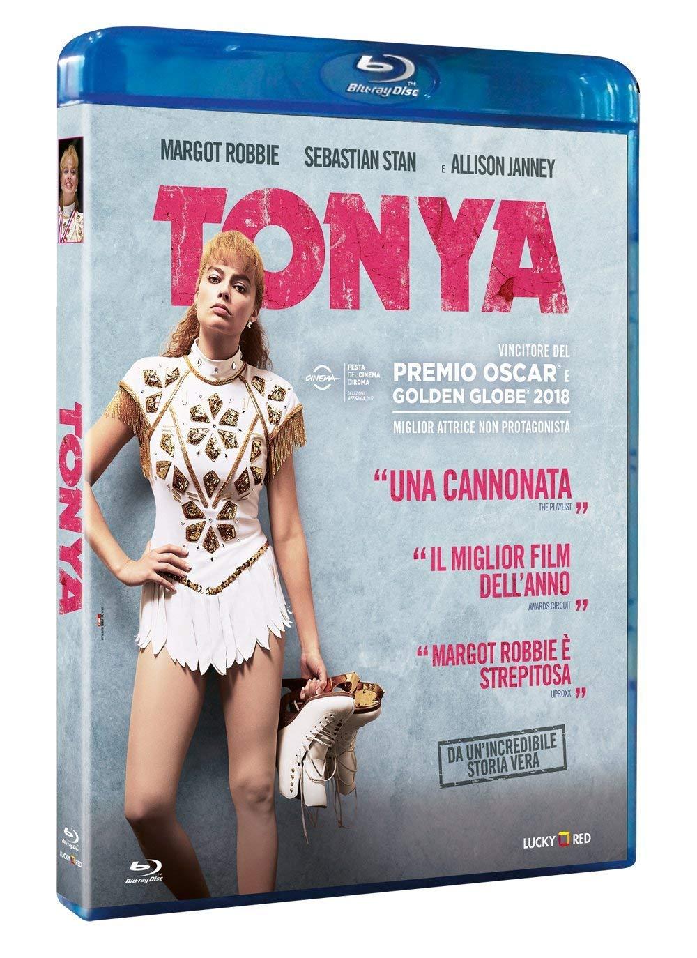 TONYA - BLU RAY