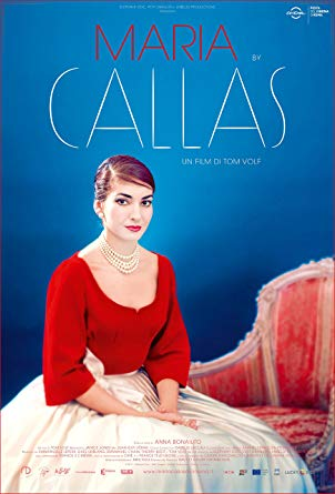 MARIA BY CALLAS - BLU RAY