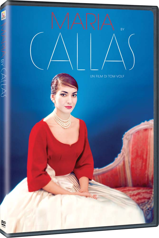 MARIA BY CALLAS (DVD)