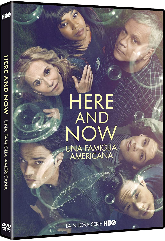 COF.HERE AND NOW - UNA FAMIGLIA AMERICANA (4 DVD) (DVD)