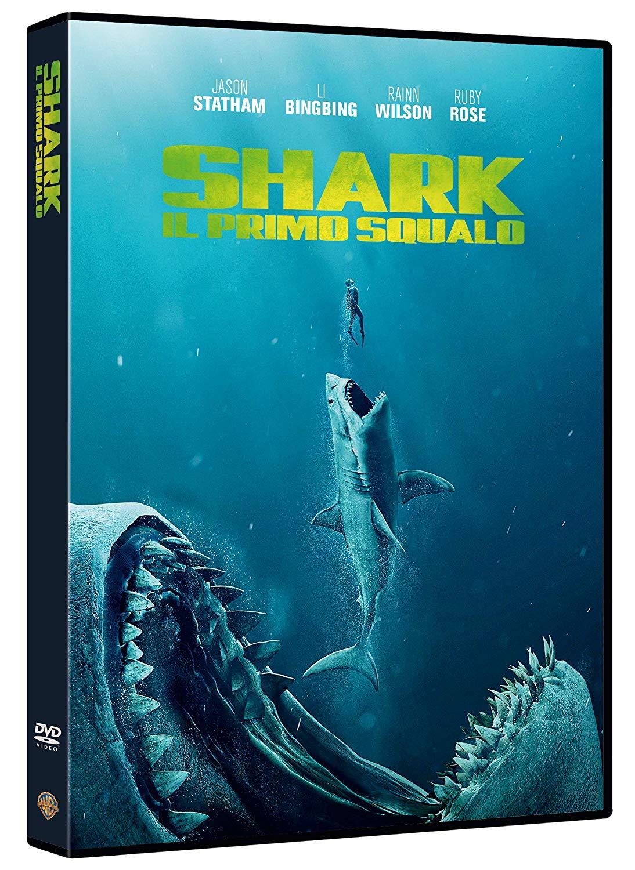 SHARK - IL PRIMO SQUALO (DVD)