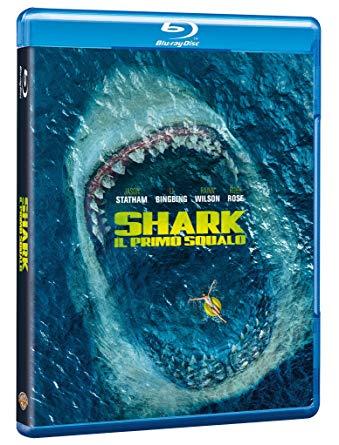 SHARK - IL PRIMO SQUALO - BLU RAY