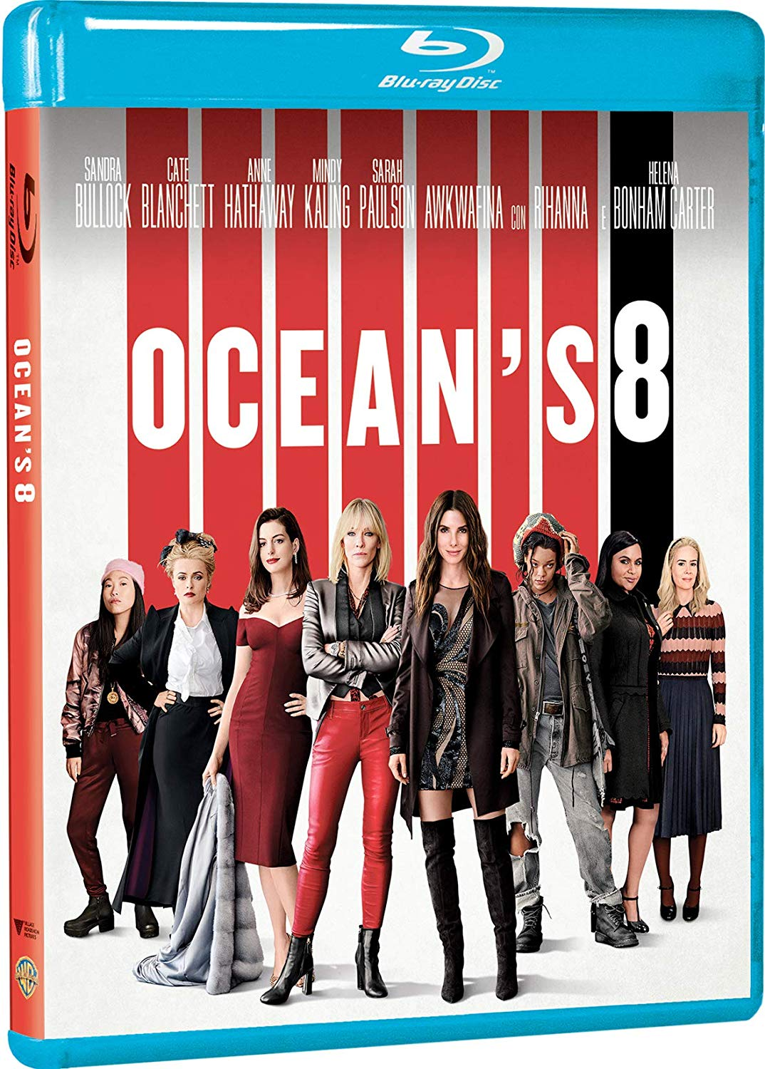 OCEAN'S EIGHT - BLU RAY