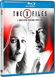 COF.THE X FILES - STAGIONE 11 (3 BLU-RAY)