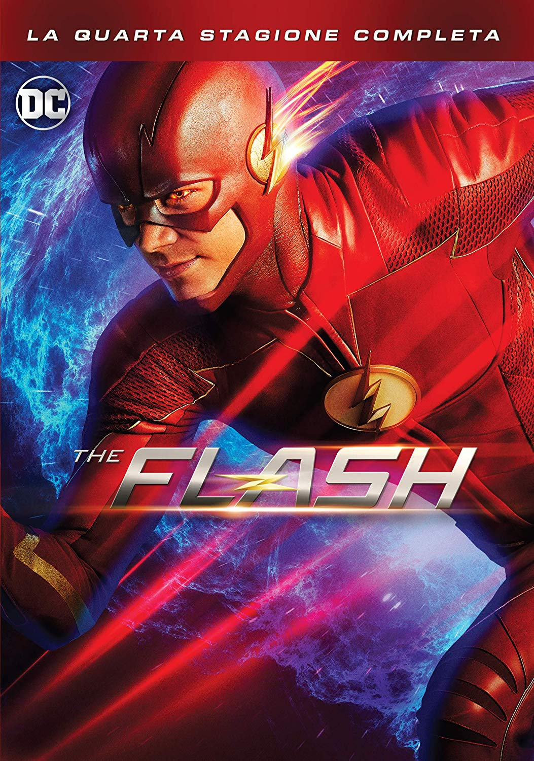 COF.THE FLASH - STAGIONE 04 (5 DVD) (DVD)