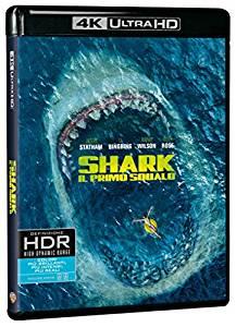 SHARK - IL PRIMO SQUALO (4K ULTRA HD + BLU-RAY)