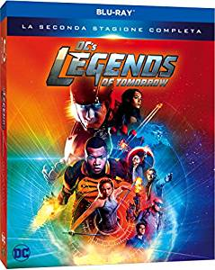 COF.DC'S LEGENDS OF TOMORROW - STAGIONE 02 (3 BLU-RAY)