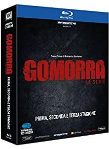 COF.GOMORRA - STAGIONE 01-03 (12 BLU-RAY)