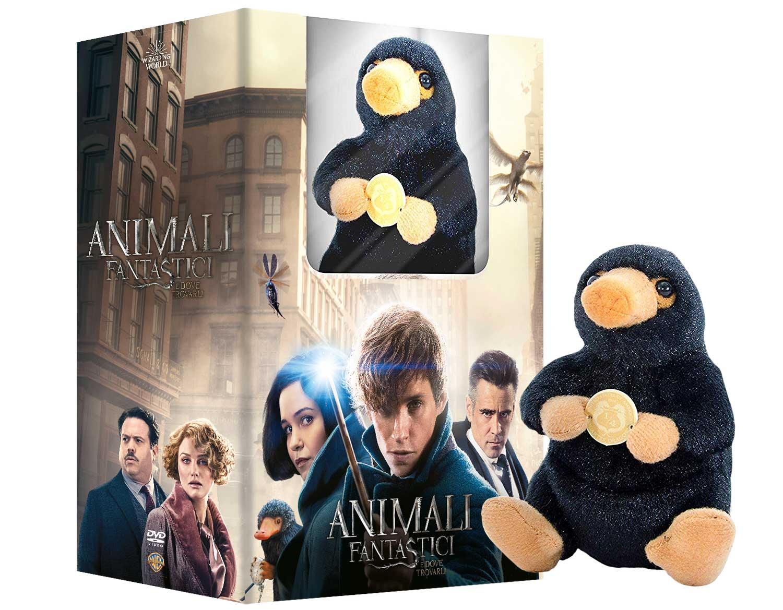 COF.ANIMALI FANTASTICI E DOVE TROVARLI (CE) (DVD+PELUCHE SNASO)