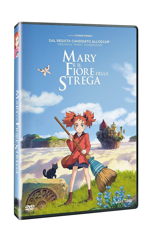 MARY E IL FIORE DELLA STREGA (DVD)