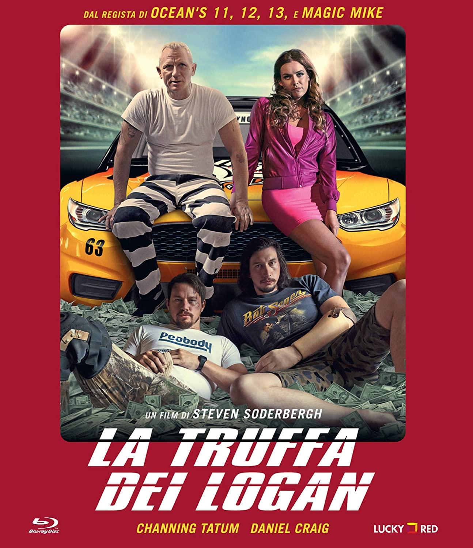LA TRUFFA DEI LOGAN - BLU RAY