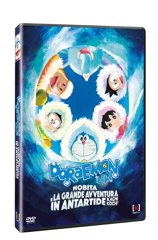 DORAEMON - NOBITA E LA GRANDE AVVENTURA IN ANTARTIDE (DVD)