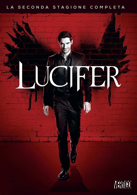COF.LUCIFER - STAGIONE 02 (3 DVD) (DVD)