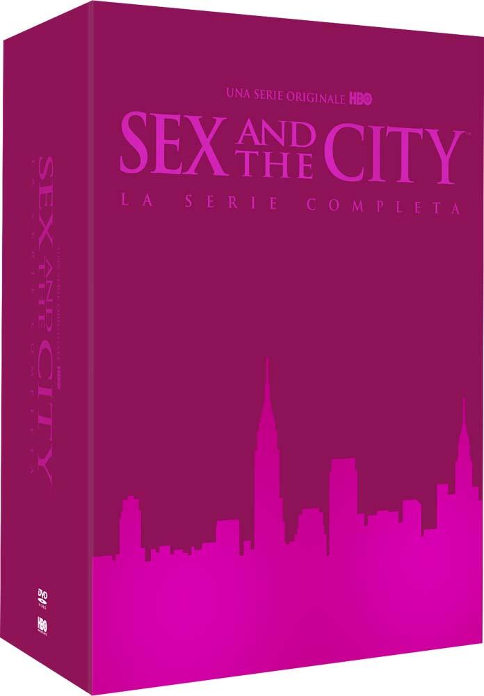 COF.SEX AND THE CITY - LA SERIE COMPLETA (17 DVD) (DVD)