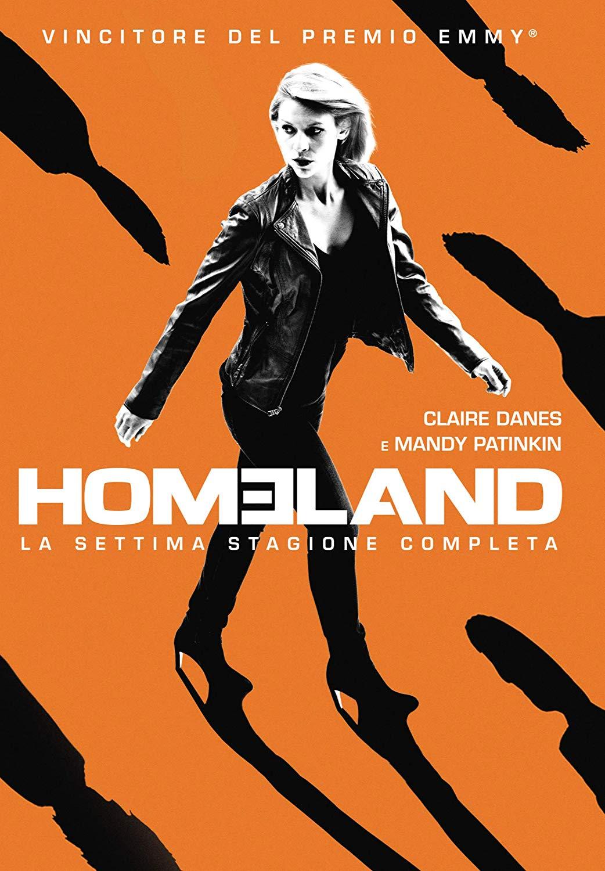 COF.HOMELAND - STAGIONE 07 (4 DVD) (DVD)