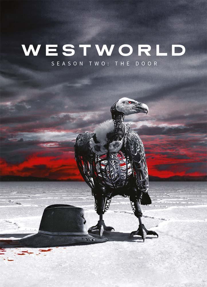 COF.WESTWORLD - STAGIONE 02 (3 DVD) (DVD)