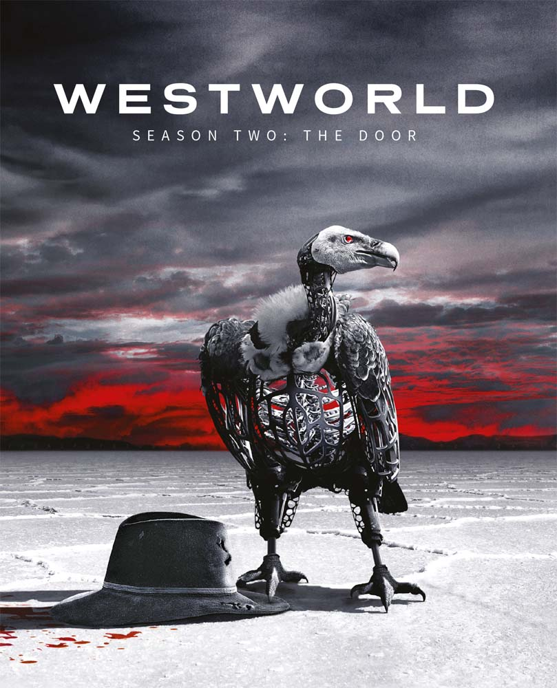 COF.WESTWORLD - STAGIONE 02 (3 BLU-RAY)
