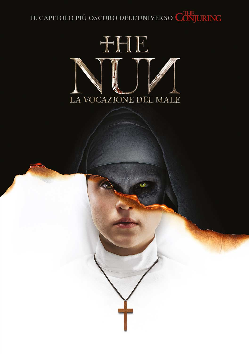 THE NUN - LA VOCAZIONE DEL MALE (DVD)