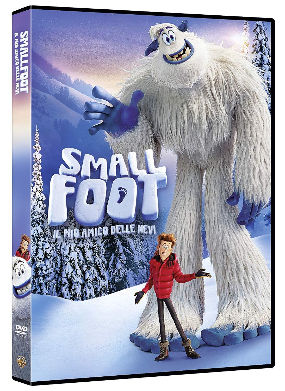 SMALLFOOT - IL MIO AMICO DELLE NEVI (DVD)