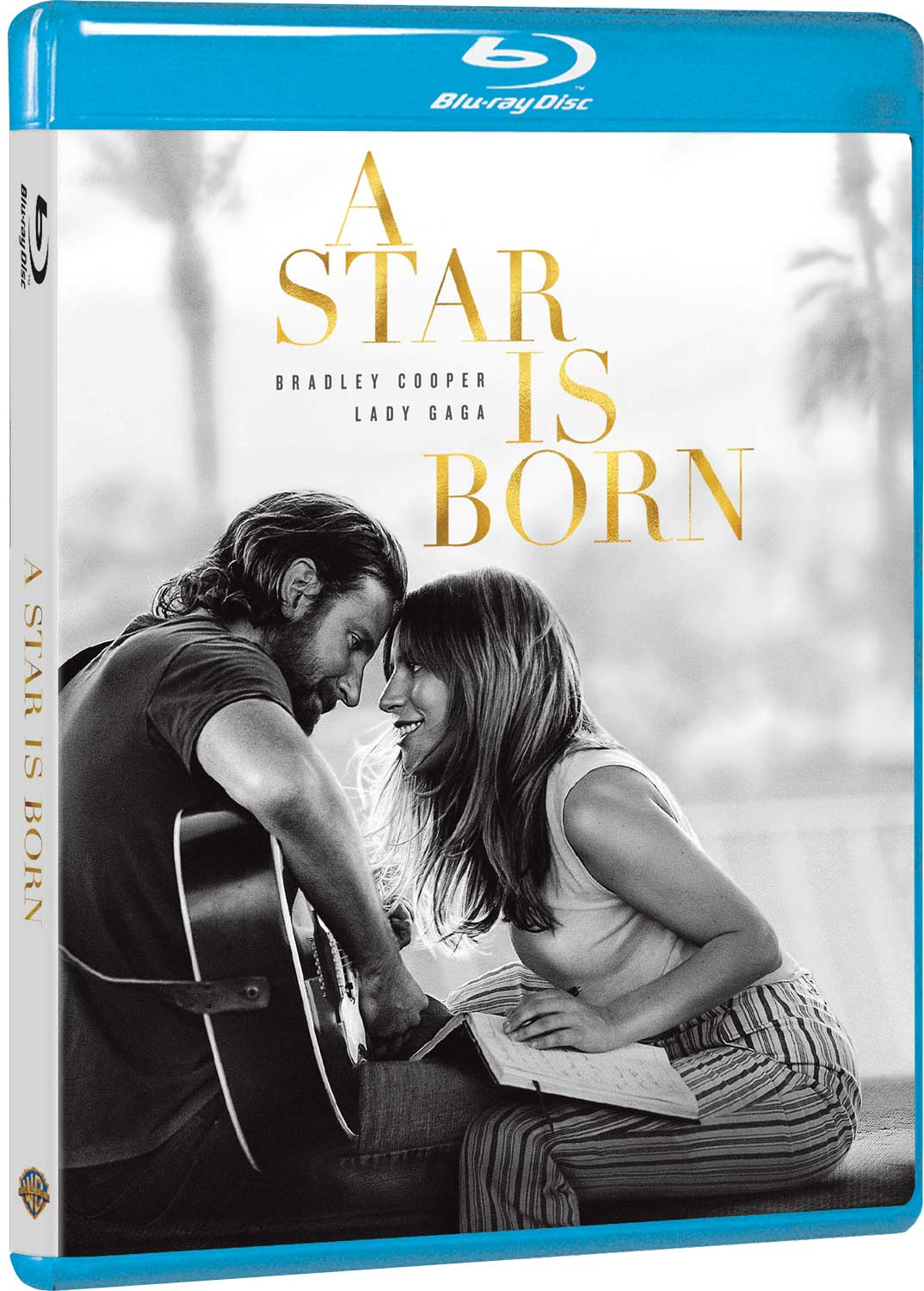 A STAR IS BORN - BLU RAY