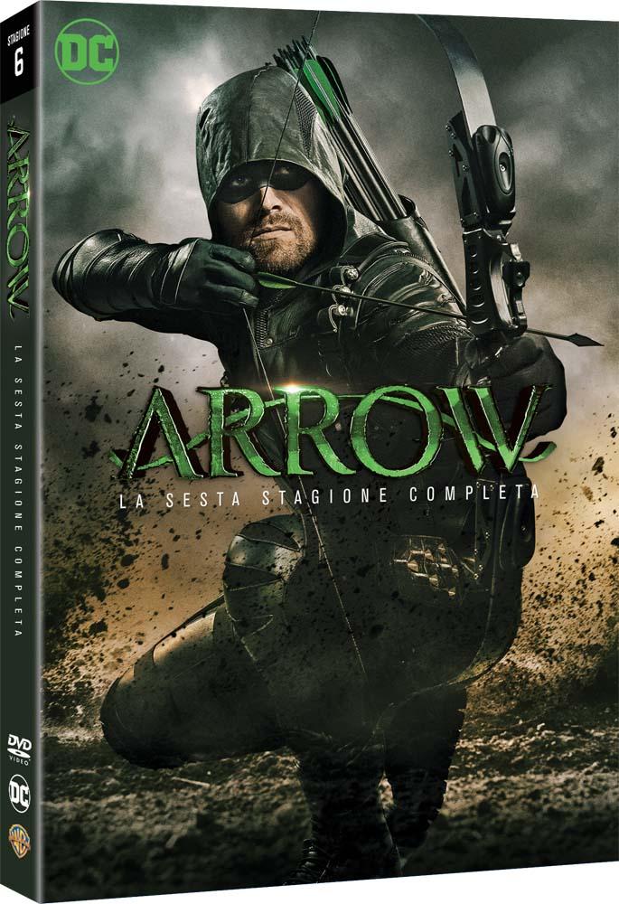 COF.ARROW - STAGIONE 06 (5 DVD) (DVD)