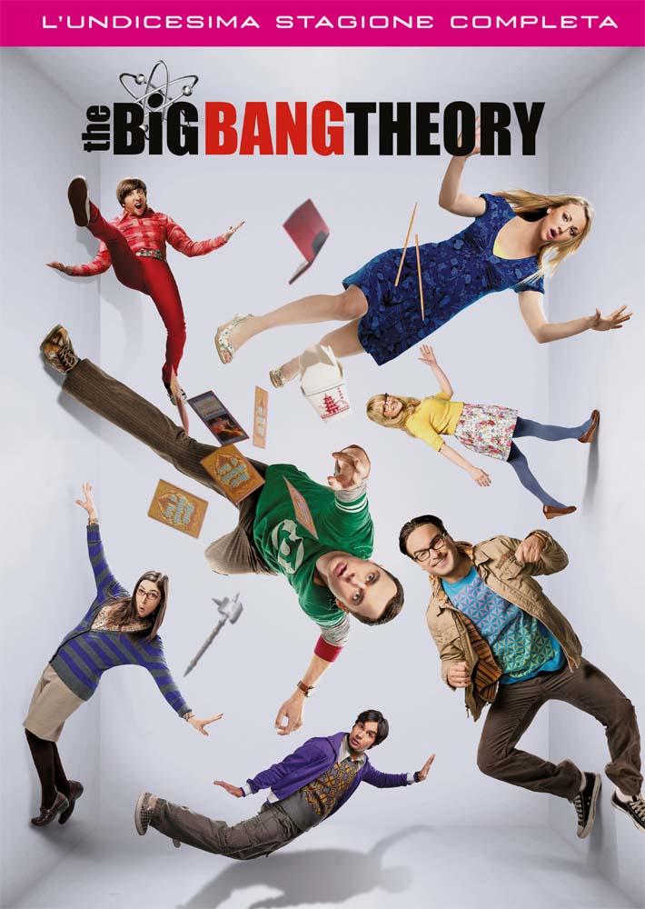 COF.THE BIG BANG THEORY - STAGIONE 11 (2 DVD) (DVD)