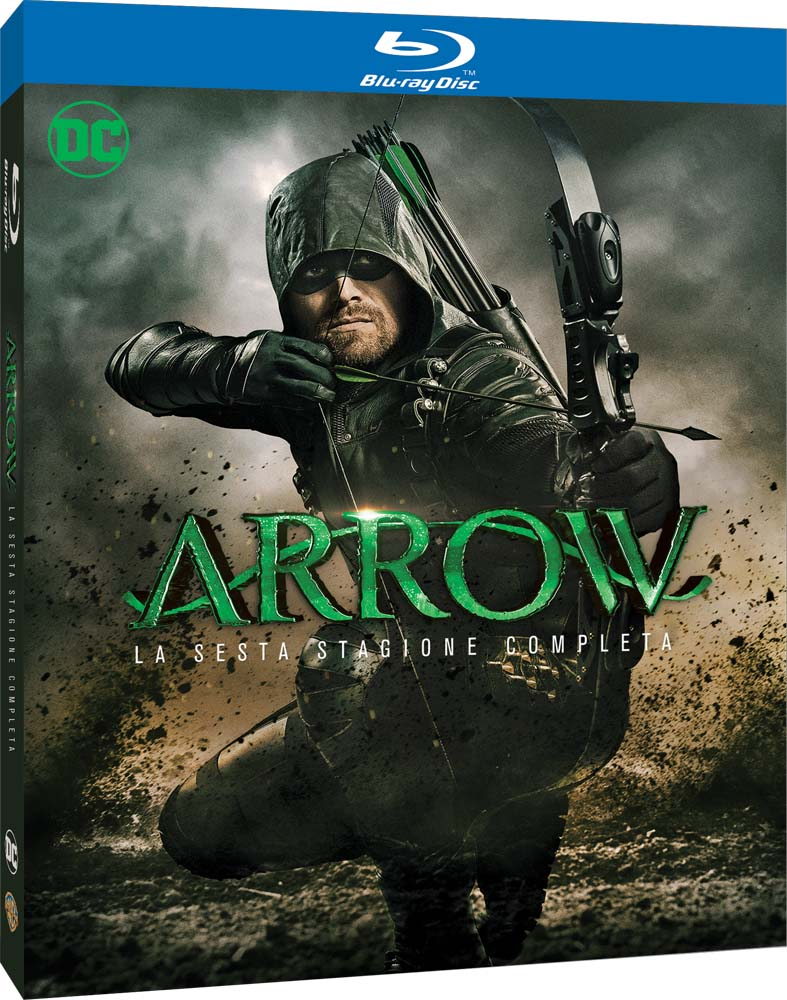 COF.ARROW - STAGIONE 06 (4 BLU-RAY)