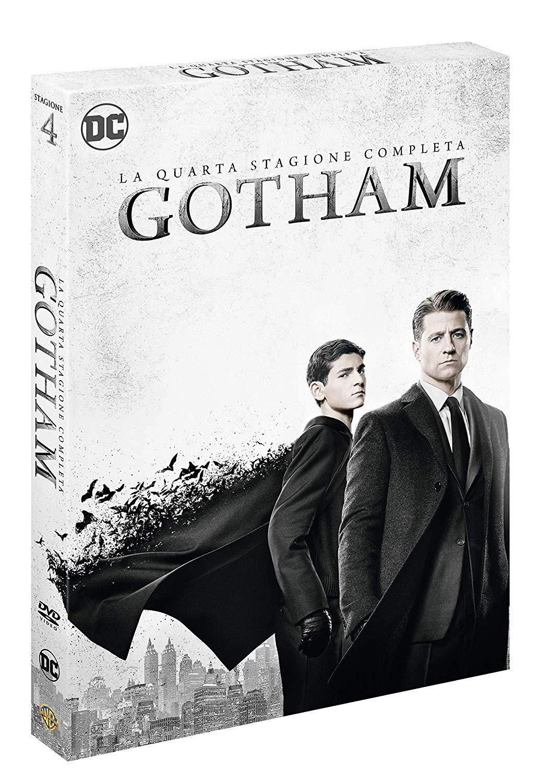 COF.GOTHAM - STAGIONE 04 (5 DVD) (DVD)