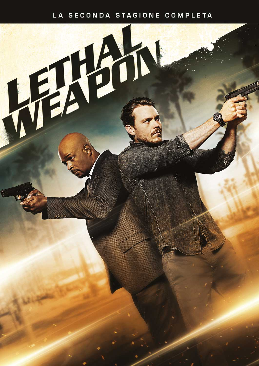 COF.LETHAL WEAPON - STAGIONE 02 (4 DVD) (DVD)